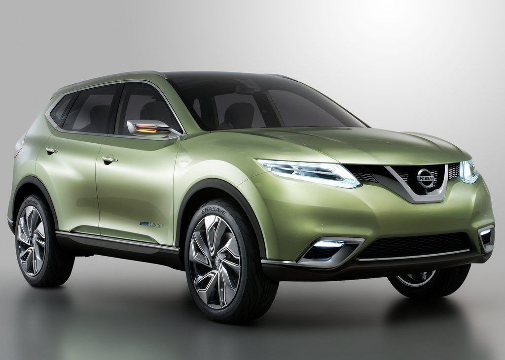 2012 Nissan Hi Cross Concept (Photo 2 of 17)