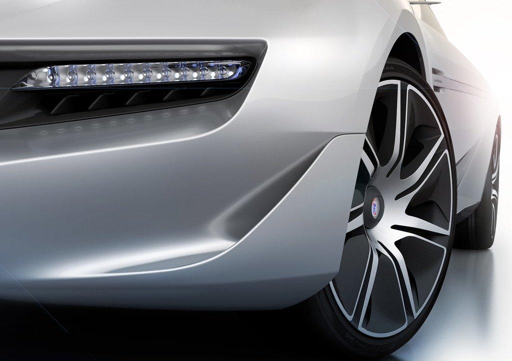 2012 Pininfarina Cambiano Bumper (Photo 5 of 18)