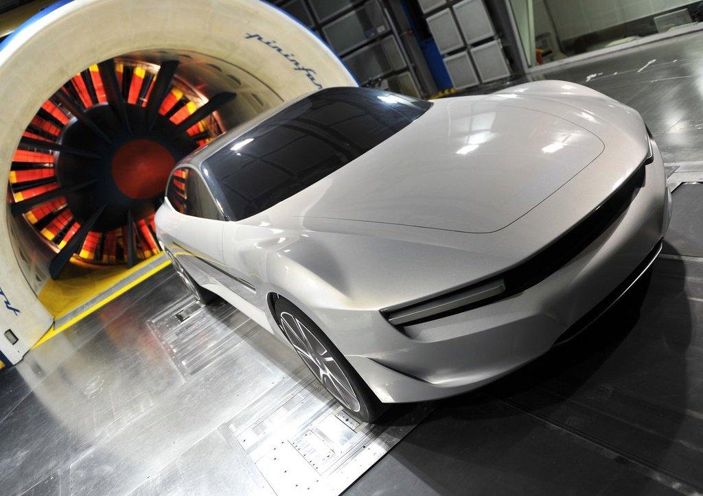 2012 Pininfarina Cambiano Front Angle (Photo 8 of 18)