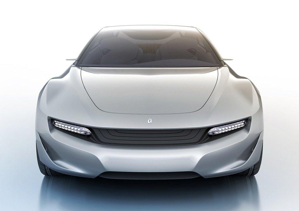2012 Pininfarina Cambiano Front (Photo 7 of 18)
