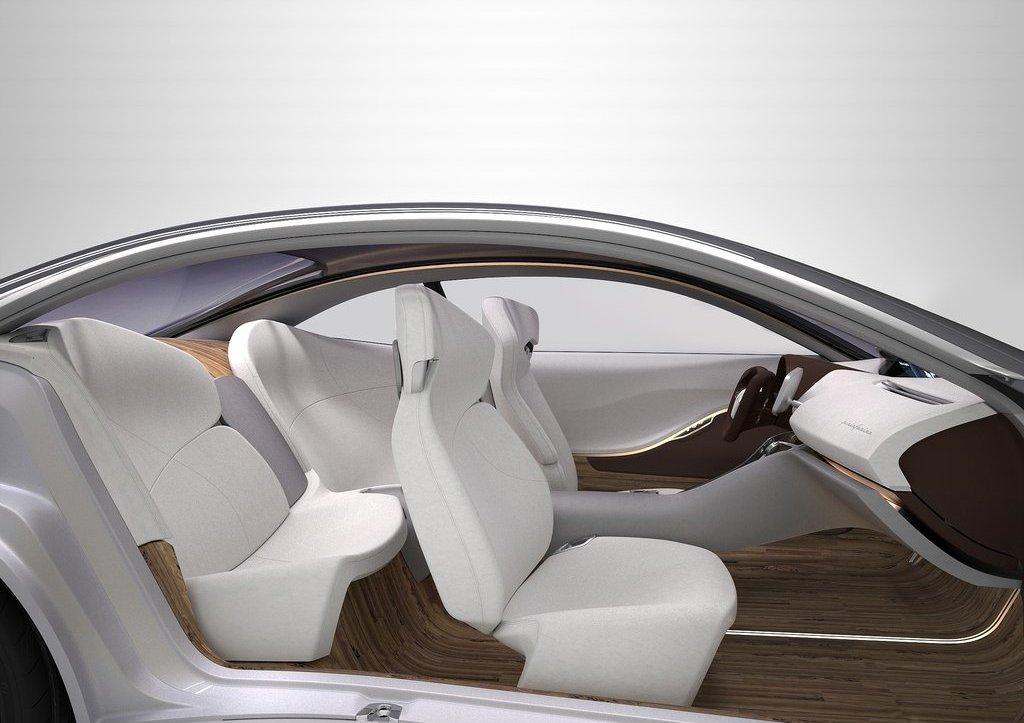 2012 Pininfarina Cambiano Interior (Photo 10 of 18)