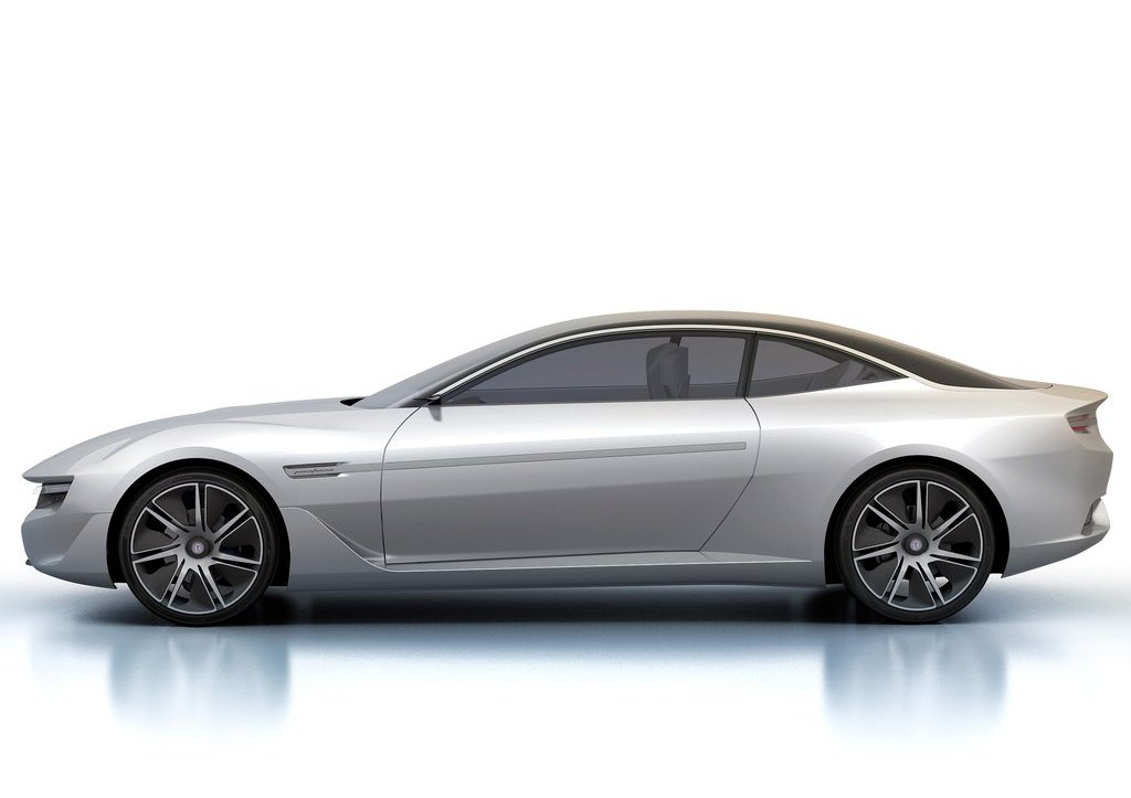 2012 Pininfarina Cambiano Left Side (View 10 of 18)