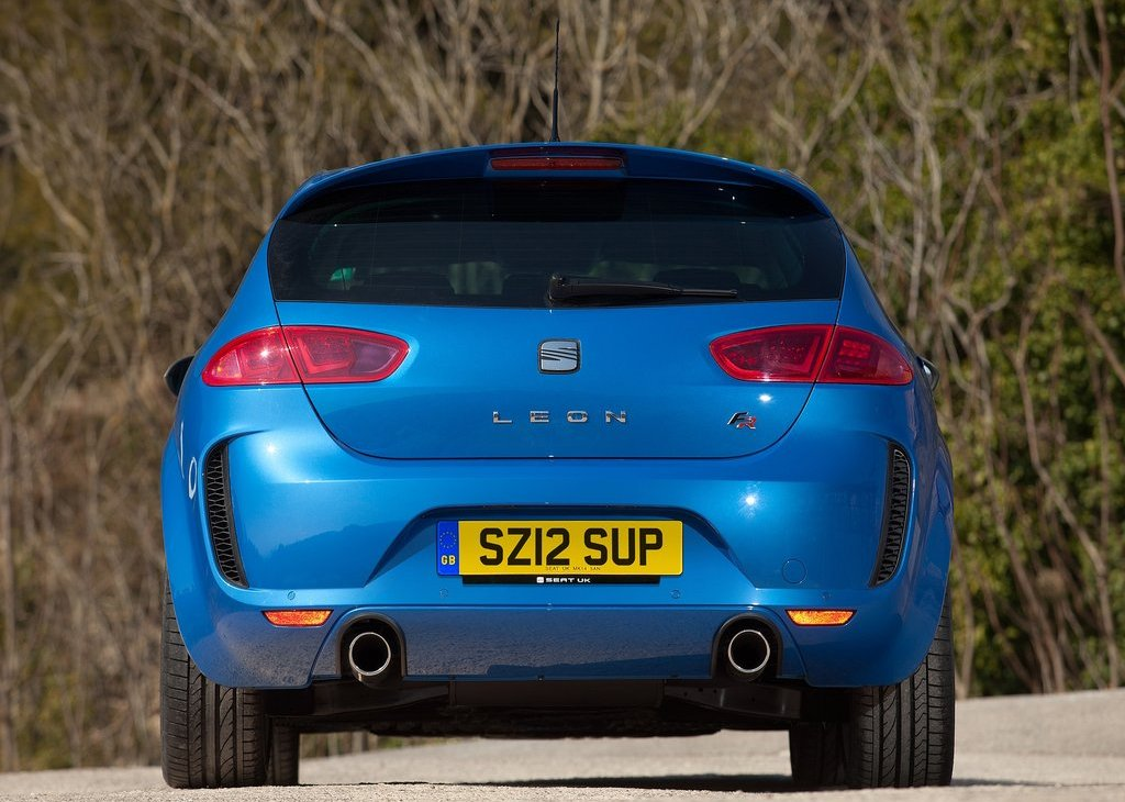2012 Seat Leon FR Supercopa Rear (Photo 5 of 9)