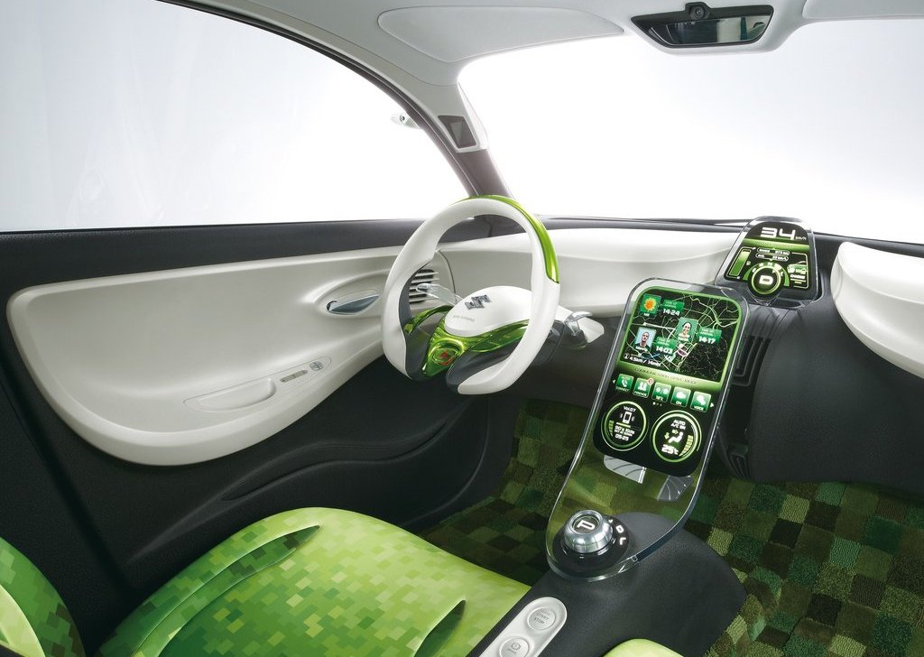 2012 Suzuki G70 Concept Interior (Photo 2 of 3)