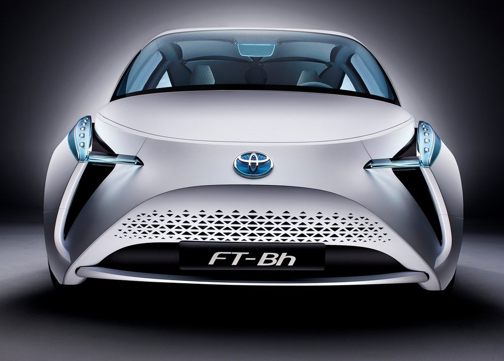 2012 Toyota FT Bh Concept Front (Photo 4 of 10)