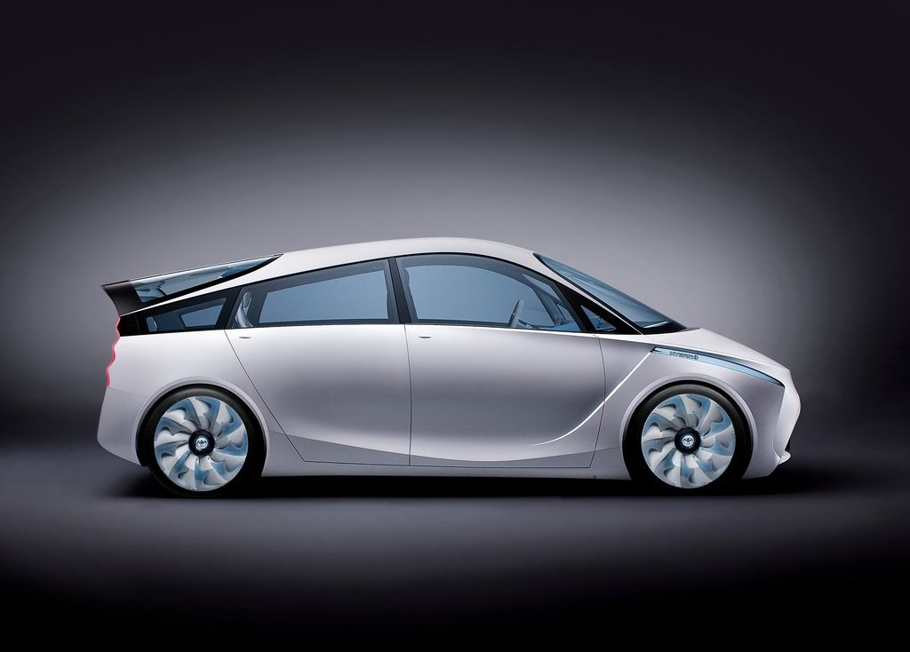 2012 Toyota FT Bh Concept Side (Photo 9 of 10)