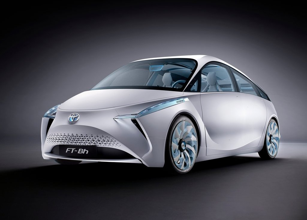 2012 Toyota FT Bh Concept (Photo 1 of 10)