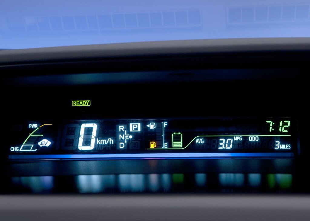 2012 Toyota Prius V Feature (View 6 of 25)