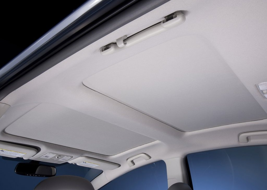 2012 Toyota Prius V Roof (View 18 of 25)