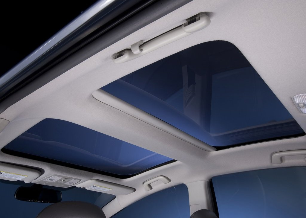 2012 Toyota Prius V Sunroof (View 20 of 25)