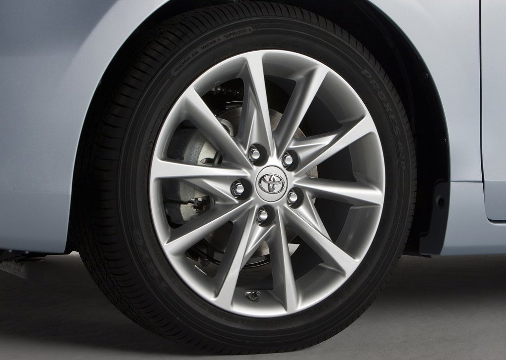 2012 Toyota Prius V Wheel (View 21 of 25)