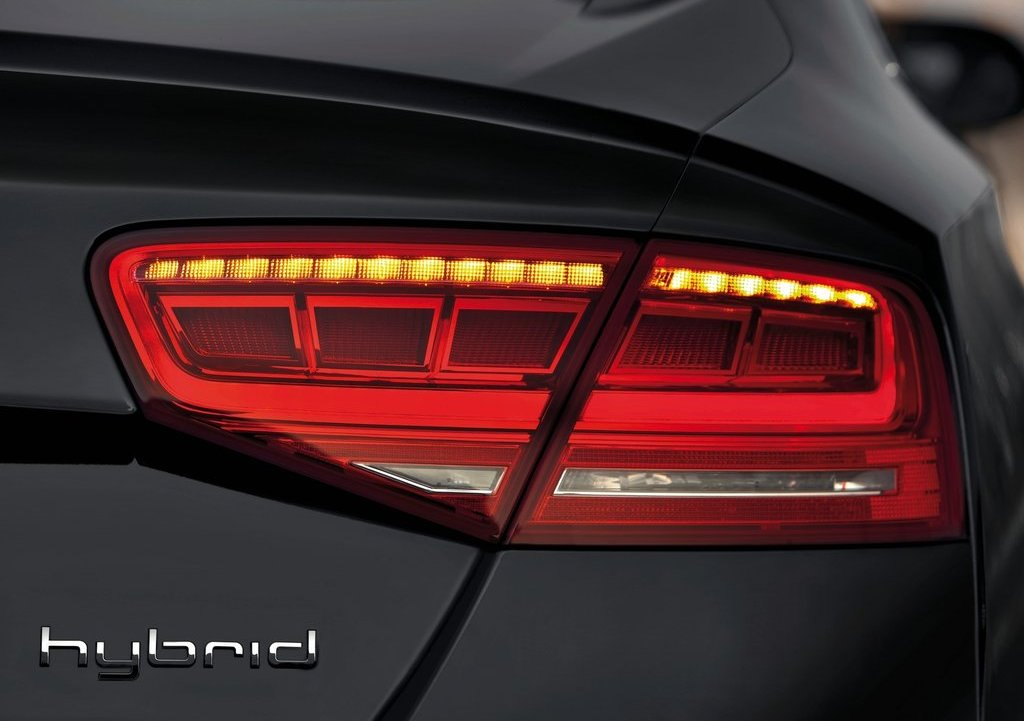 2013 Audi A8 L Hybrid Tail Lamp (Photo 7 of 8)