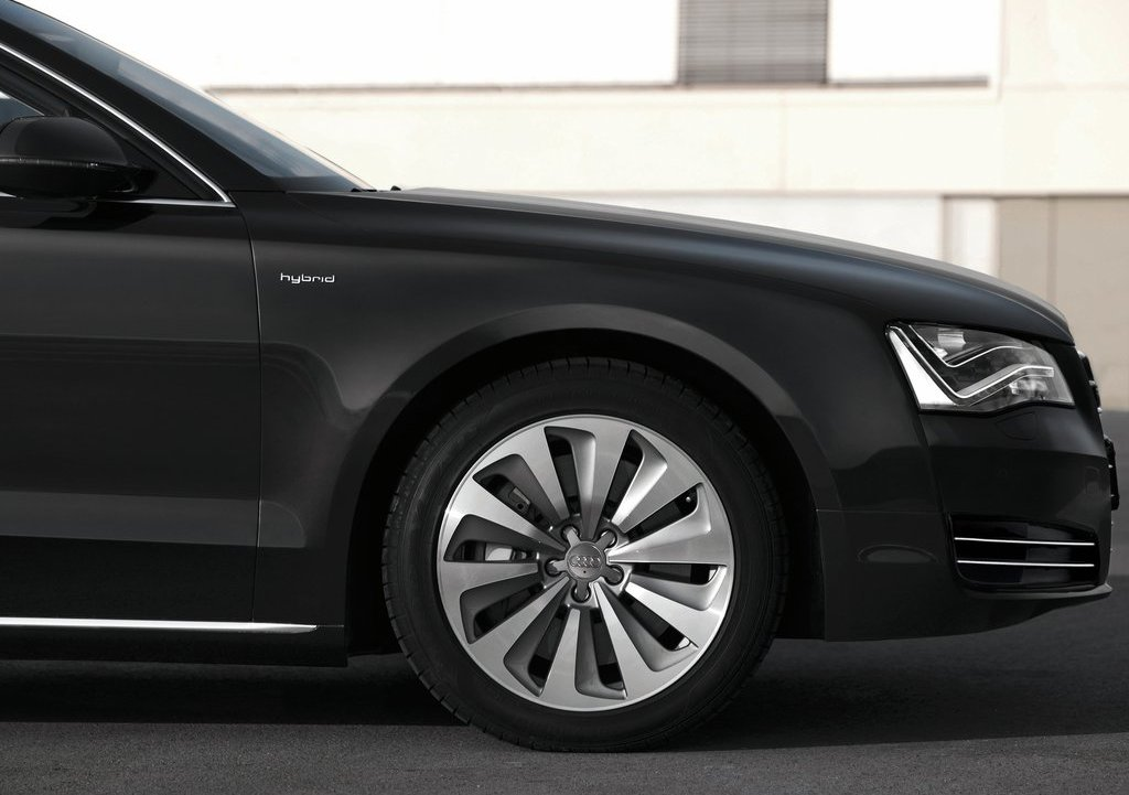 2013 Audi A8 L Hybrid Wheels (View 6 of 8)