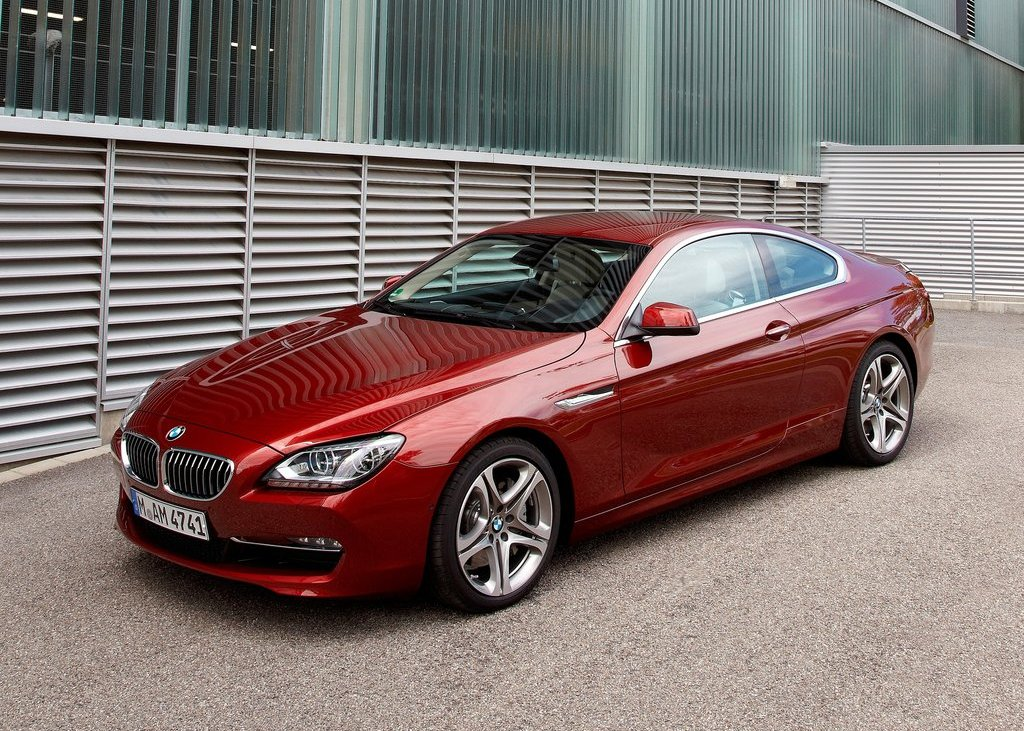 2013 BMW 640d XDrive Coupe (Photo 4 of 23)