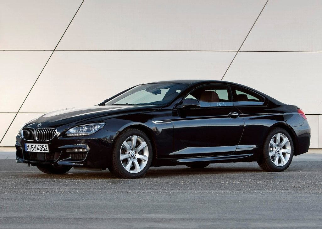 2013 BMW 640d XDrive Coupe (Photo 2 of 23)