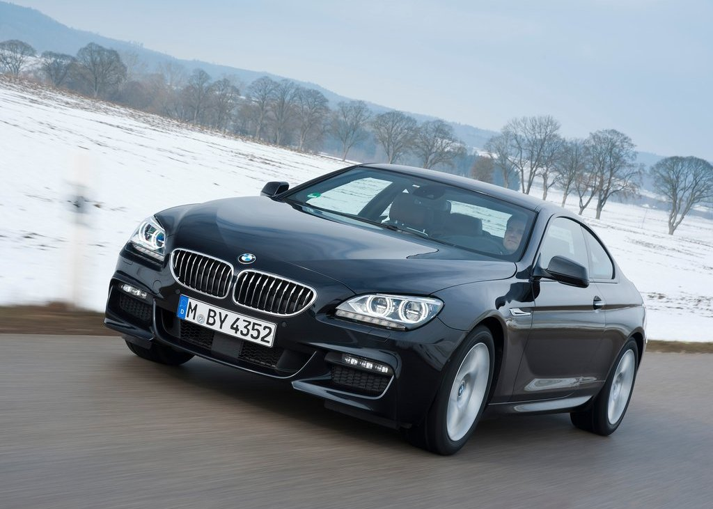2013 BMW 640d XDrive Coupe (Photo 3 of 23)