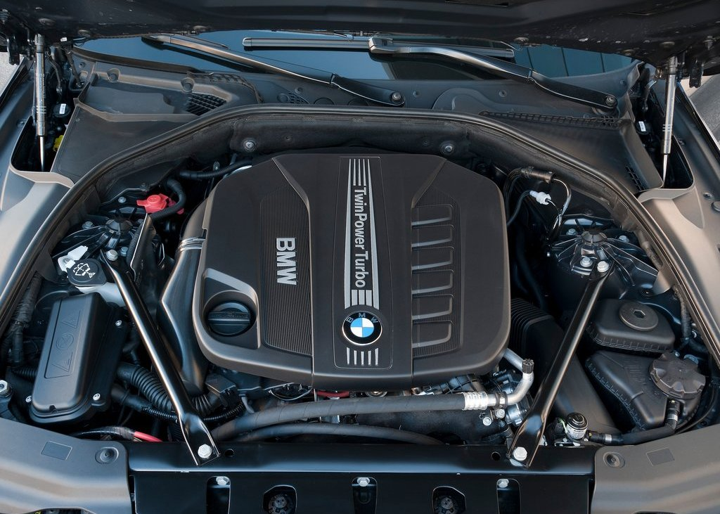 2013 BMW 640d XDrive Coupe Engine (Photo 7 of 23)
