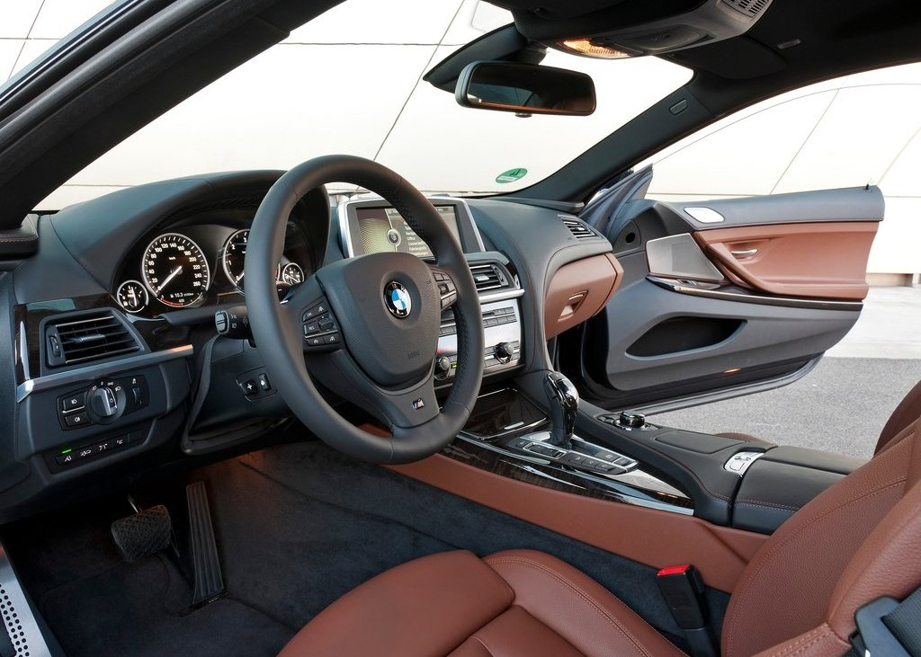 2013 BMW 640d XDrive Coupe Interior (View 15 of 23)