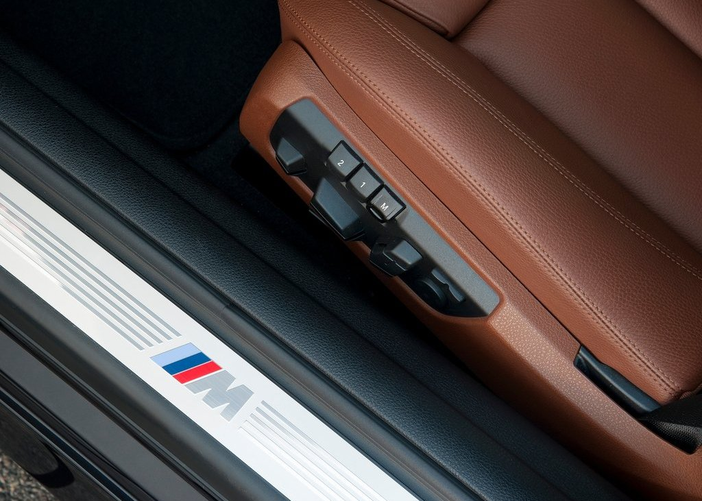 2013 BMW 640d XDrive Coupe Interior (View 14 of 23)