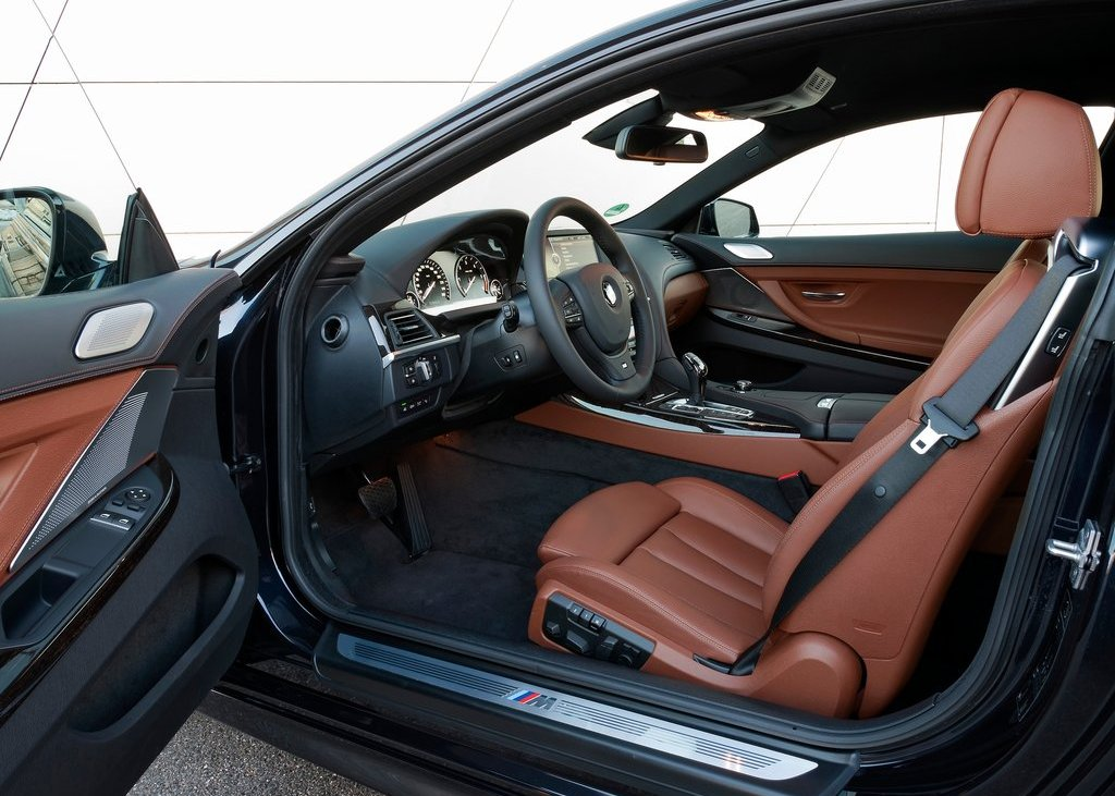 2013 BMW 640d XDrive Coupe Interior (Photo 16 of 23)