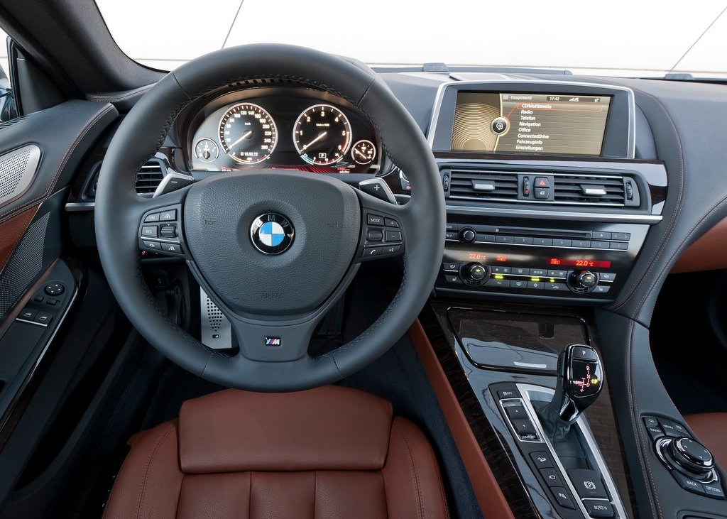 2013 BMW 640d XDrive Coupe Interior (Photo 13 of 23)