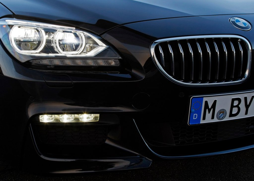2013 BMW 640d XDrive Coupe Lamp (Photo 17 of 23)