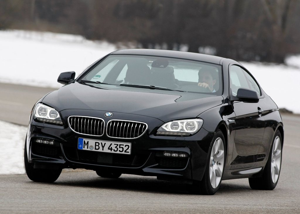 2013 BMW 640d XDrive Coupe (Photo 1 of 23)