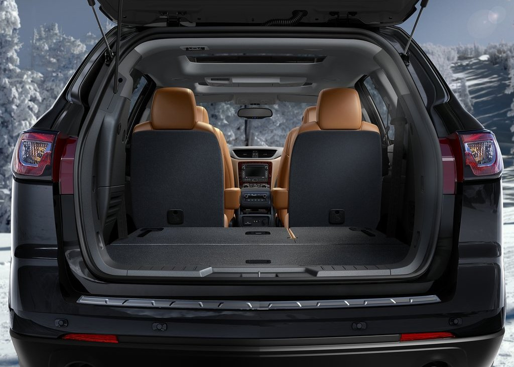 2013 Chevrolet Traverse Trunk (Photo 10 of 10)