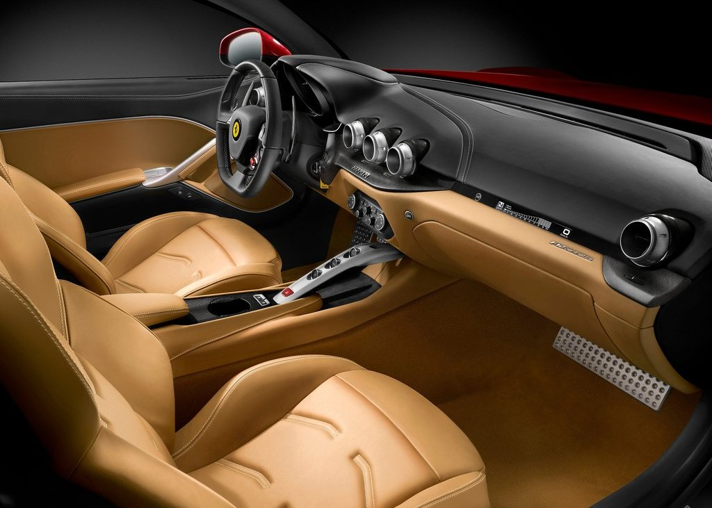 2013 Ferrari F12berlinetta Interior (Photo 3 of 7)