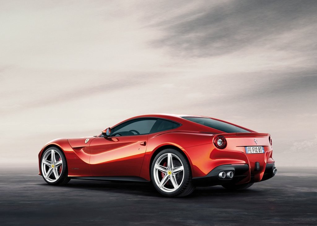 Featured Image of 2013 Ferrari F12berlinetta : Geneva Motor Show