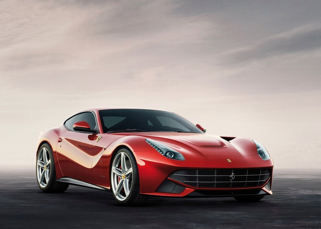 2013 Ferrari F12berlinetta (Photo 1 of 7)
