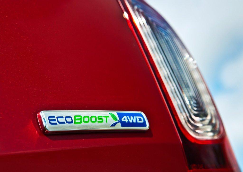 2013 Ford Explorer Sport Emblem (View 1 of 23)