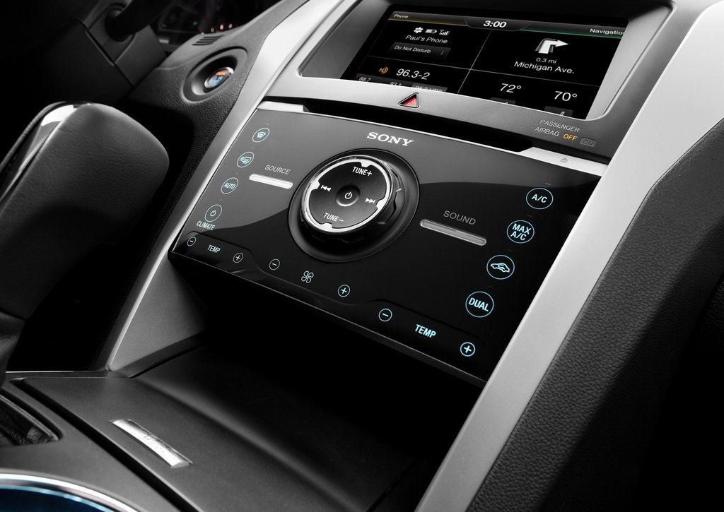 2013 Ford Explorer Sport Feature (View 3 of 23)