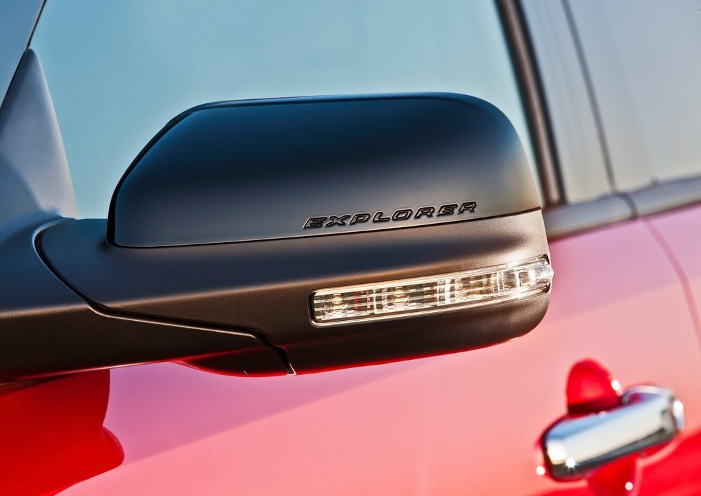 2013 Ford Explorer Sport Mirror (View 15 of 23)
