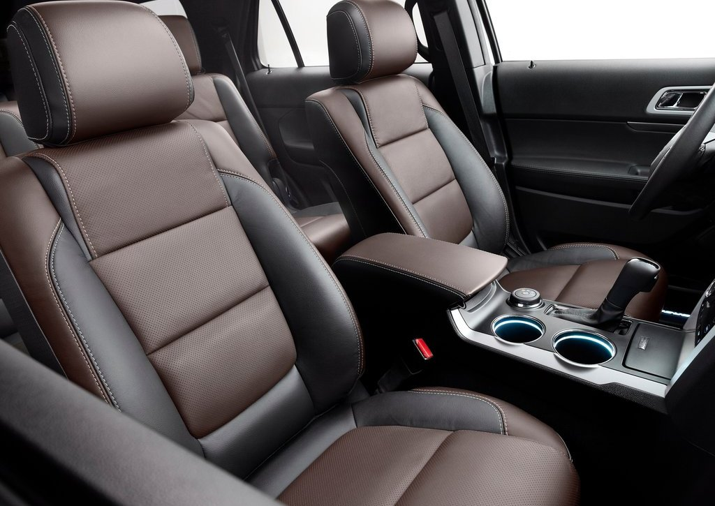 2013 Ford Explorer Sport Seat (Photo 20 of 23)