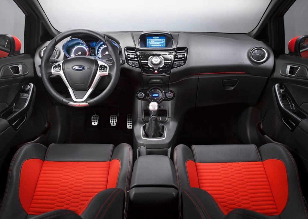 2013 Ford Fiesta ST Interior (Photo 7 of 11)