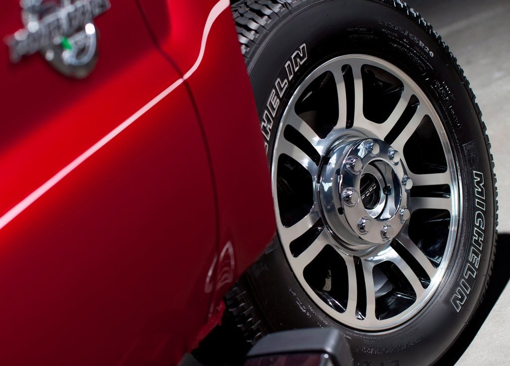 2013 Ford Super Duty Wheels (View 15 of 18)
