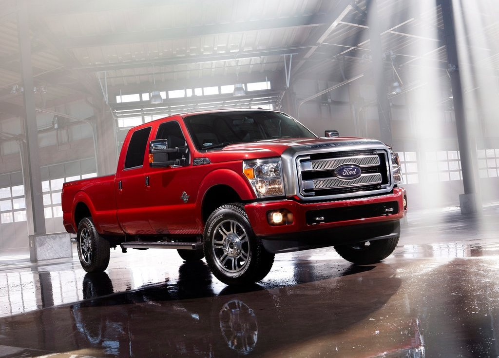 Featured Image of 2013 Ford Super Duty Review