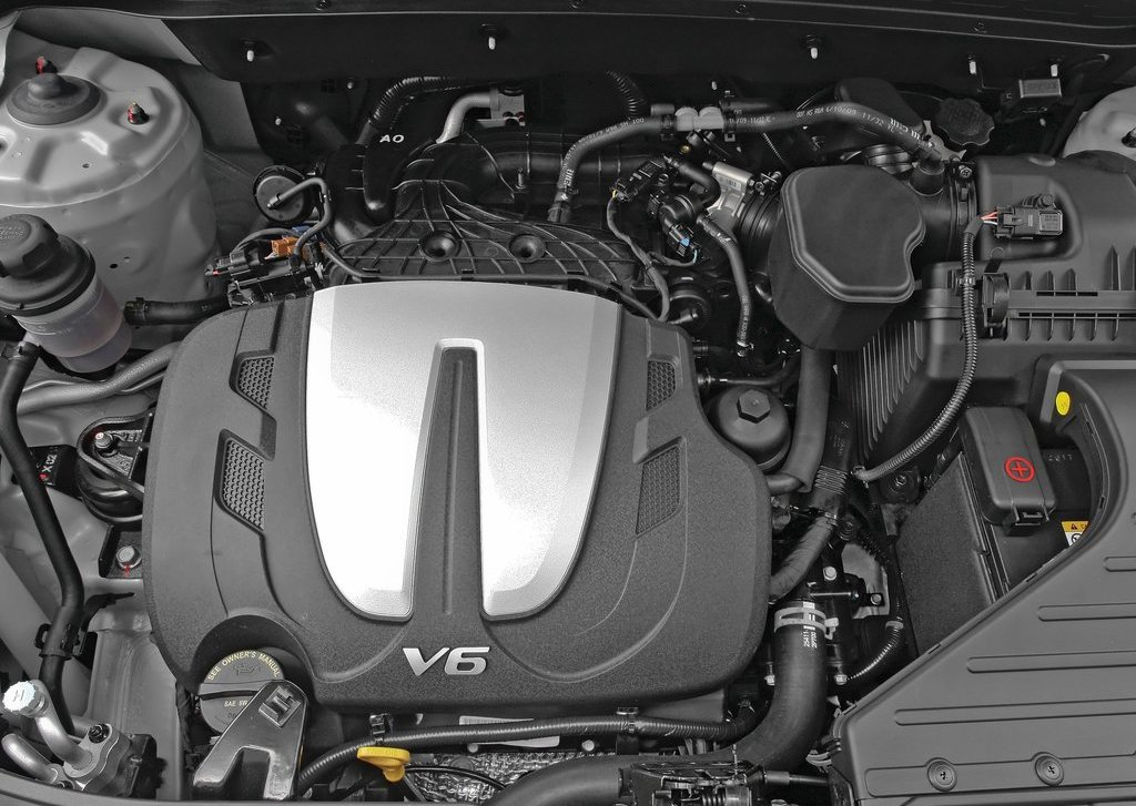 2013 Kia Sorento V6 Engine (Photo 22 of 23)