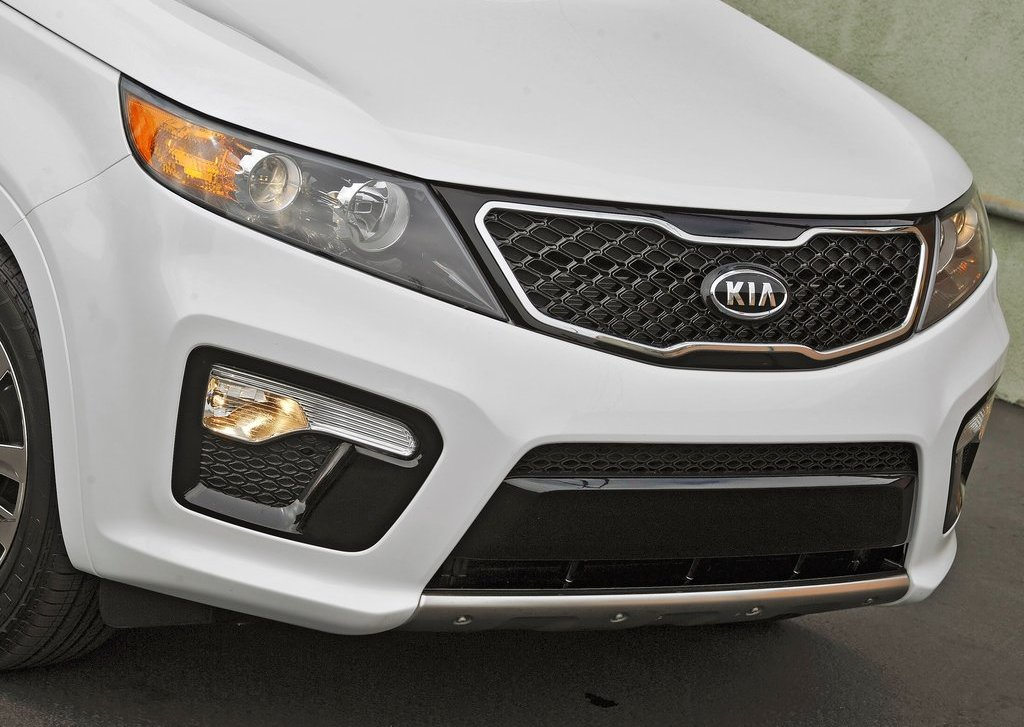 2013 Kia Sorento Grill (Photo 11 of 23)