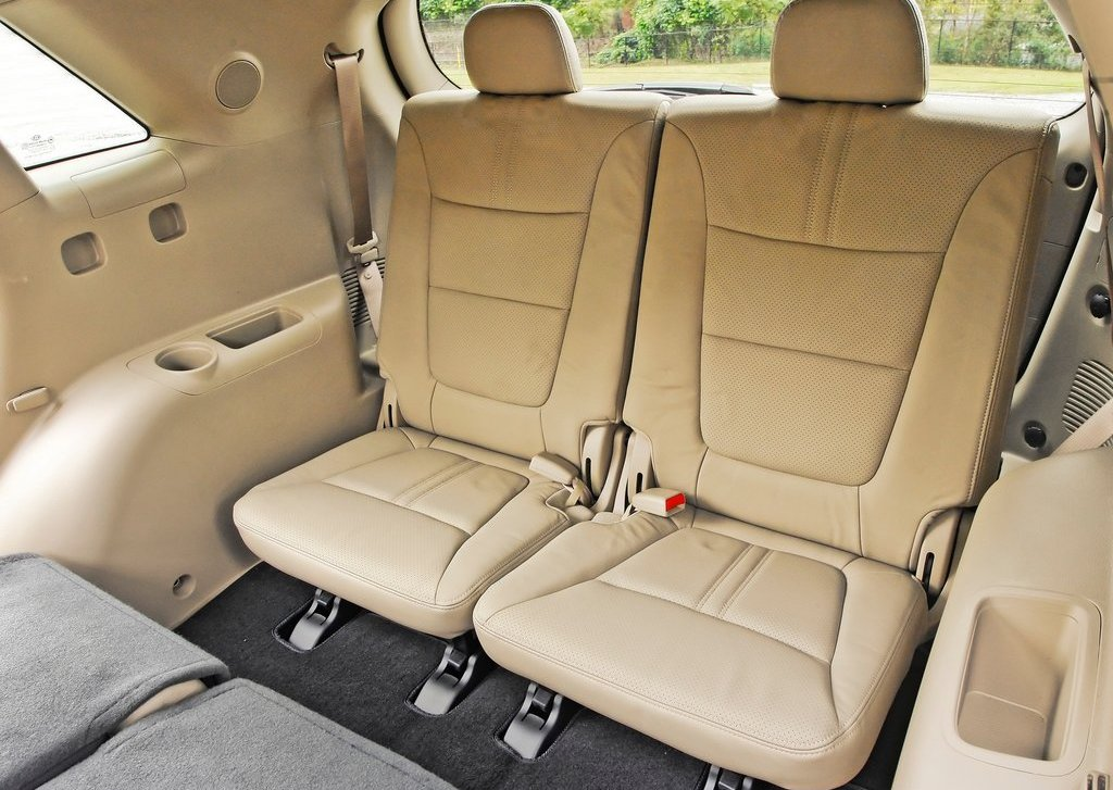 2013 Kia Sorento Seat (Photo 17 of 23)