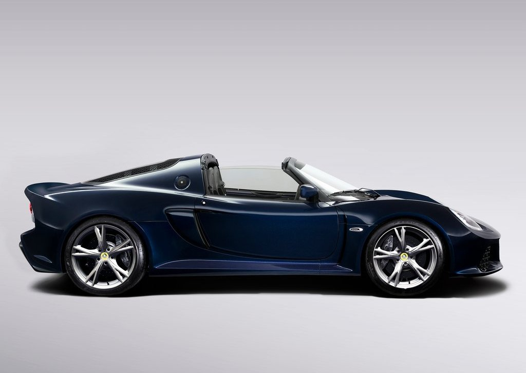 2013 Lotus Exige S Roadster Side (Photo 5 of 5)