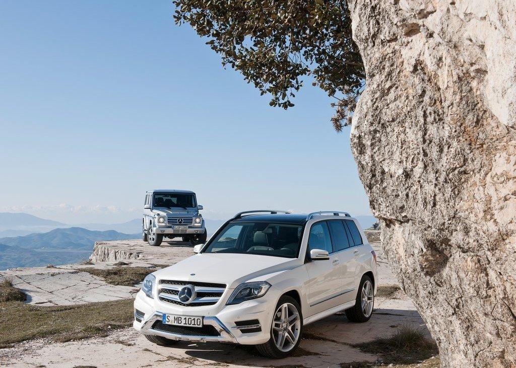 2013 Mercedes Benz GLK Class (View 4 of 21)
