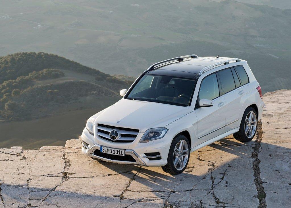 2013 Mercedes Benz GLK Class (View 7 of 21)