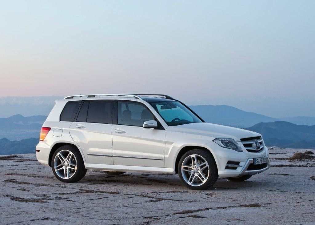 2013 Mercedes Benz GLK Class (View 1 of 21)