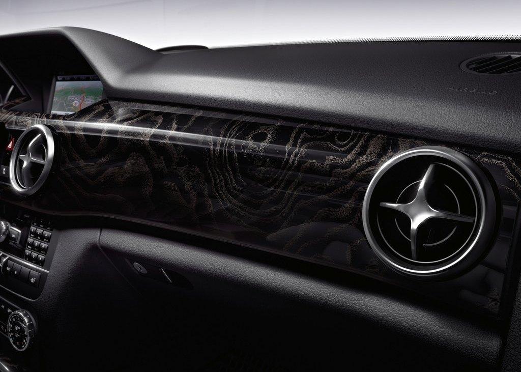 2013 Mercedes Benz GLK Class Dashboard (View 2 of 21)