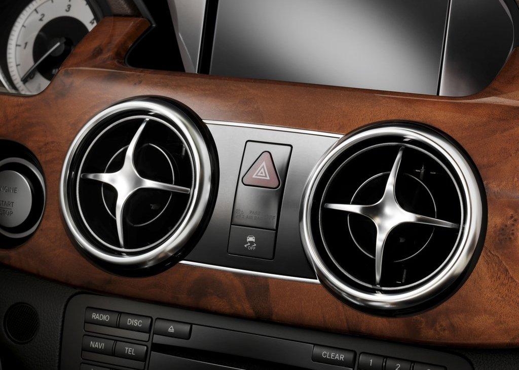 2013 Mercedes Benz GLK Class Dashboard (View 5 of 21)