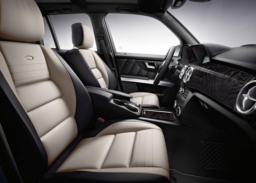 2013 Mercedes Benz GLK Class Seat (Photo 16 of 21)