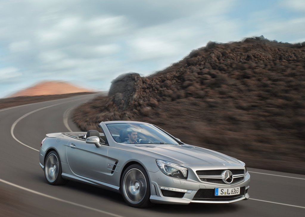 2013 Mercedes Benz SL63 AMG (View 1 of 15)