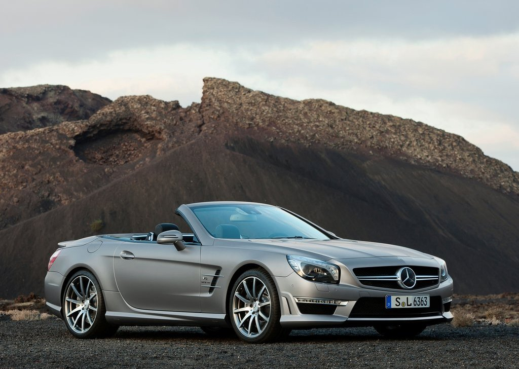 2013 Mercedes Benz SL63 AMG (View 2 of 15)